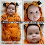 Super Alif !! – Cute Baby in Costume Contest