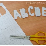 Felt ABC Book – Part 1